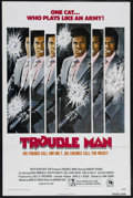 "Trouble Man (20th Century Fox, 1972). One Sheet (27"" X 41""). Blaxploitation. Starring Robert Hooks, Paul Winfi..."
