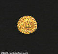 Ancients:Byzantine, Theophilus, A.D. 829-842. AV solidus minted at Syracuse. ...