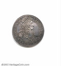 Austria, Leopold I (the Hogmouthed) taler 1680 Hall, Bust right/...
