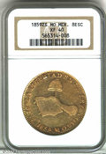Mexico: , Republic gold 8 escudos 1859 Zs-Mo, Eagle on cactus with ...