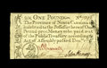 Colonial Notes:North Carolina, North Carolina December, 1771 £1 Choice New....