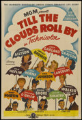 "Movie Posters:Musical, Till the Clouds Roll By (MGM, 1946). Australian One Sheet (27"" X 40""). Musical...."