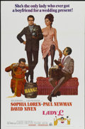 "Movie Posters:Comedy, Lady L (MGM, 1966). One Sheet (27"" X 41"") Style B. Comedy...."