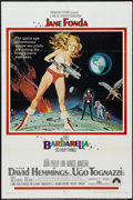 """Movie Posters:Science Fiction, Barbarella (Paramount, 1968). One Sheet (27"""" X 41""""). ScienceFiction...."""