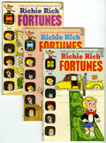 Bronze Age (1970-1979):Humor, Richie Rich Fortunes - File Copy Group (Harvey, 1971-82) Condition:Average NM-.... (Total: 57 )