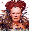 Autographs, Judi Dench