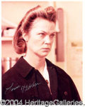 Autographs, Louise Fletcher