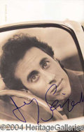 Autographs, Jerry Seinfeld