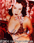 Autographs, Jennifer Tilly