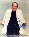 Autographs, Paul Anka