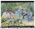 Autographs, The Beach Boys
