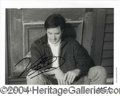 Autographs, Vince Gill & Amy Grant