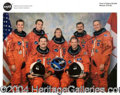 Autographs, NASA: STS-90 Space Shuttle Mission