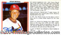 Autographs, Stan Musial