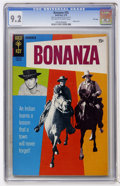 Bronze Age (1970-1979):Western, Bonanza #35 File Copy (Gold Key, 1970) CGC NM- 9.2 Off-white to white pages....