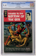 Silver Age (1956-1969):Adventure, Voyage to the Bottom of the Sea #15 File Copy (Gold Key, 1969) CGC NM 9.4 Off-white pages....