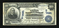 National Bank Notes:West Virginia, Clarksburg, WV - $10 1902 Date Back Fr. 616 The Union NB Ch. # (S)7681. ...