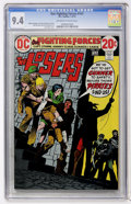 Bronze Age (1970-1979):War, Our Fighting Forces #141 (DC, 1973) CGC NM 9.4 Off-white to white pages....