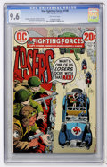 Bronze Age (1970-1979):War, Our Fighting Forces #140 (DC, 1972) CGC NM+ 9.6 Off-white pages....