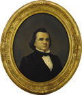 Political:3D & Other Display (pre-1896), Stephen A. Douglas: Scarce 1864-Dated Middleton Chromolithograph Portrait....