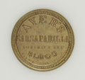 Encased Postage: , HB-32 EP-34b 3¢ Ayer's Sarsaparilla About New....