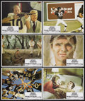 "Movie Posters:Comedy, The Longest Yard (Paramount, 1974). Lobby Cards (6) (11"" X 14""). Comedy. Starring Burt Reynolds, Eddie Albert, Ed Lauter, Mi... (Total: 6 Items)"