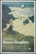 "Movie Posters:Drama, Ryan's Daughter (MGM, 1970). One Sheet (27"" X 41"") Style A. Drama.Directed by David Lean. Starring Robert Mitchum, Trevor H..."