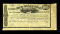 Confederate Notes:Group Lots, Ball 276 Cr. 136 $1000 1863 Four Per Cent Call Certificate Fine.Ball 276 is known only in unissued form as all issued piece...
