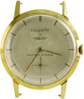 Baseball Collectibles:Others, 1940 Presentational Wristwatch from Joe DiMaggio to Lefty Gomez. It's a little known fact that baseball demigod Joe DiMaggi...