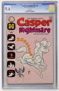 Bronze Age (1970-1979):Cartoon Character, Casper and Nightmare #38 File Copy (Harvey, 1972) CGC NM+ 9.6 Whitepages....