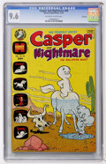 Bronze Age (1970-1979):Cartoon Character, Casper and Nightmare #40 File Copy (Harvey, 1973) CGC NM+ 9.6Off-white to white pages....