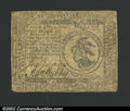Colonial Notes:Continental Congress Issues, February 17, 1776, $3, Continental Congress Issue, CC-25, VF+. ...