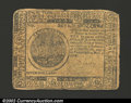 Colonial Notes:Continental Congress Issues, November 2, 1776, $7, Continental Congress Issue, CC-52, VF. ...