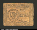 Colonial Notes:Continental Congress Issues, November 2, 1776, $8, Continental Congress Issue, CC-53, Fine-...