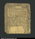Colonial Notes:Connecticut, June 1, 1775, 2s/6d, Connecticut, CT-183, VG. This note is ...