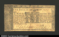 Colonial Notes:Maryland, April 10, 1774, $1, Maryland, MD-66, VF+, with a repaired ...
