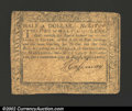 Colonial Notes:Maryland, August 14, 1776, $1/2, Maryland, MD-94, Fine-VF. ...