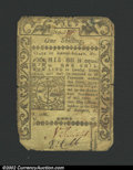 Colonial Notes:Rhode Island, May, 1786, 1s, Rhode Island, RI-292, VG, with rounded corners ...