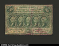 Fractional Currency:First Issue, First Issue 50c, Fr-1313, VG. ...