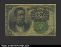 Fractional Currency:Fifth Issue, Fifth Issue 10c, Fr-1264, VG. ...