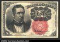 Fractional Currency:Fifth Issue, Fifth Issue 10c, Fr-1266, VF. This is a broadly margined ...
