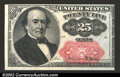 Fractional Currency:Fifth Issue, Fifth Issue 25c, Fr-1309, CU. Short key variety. This note ...