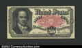 Fractional Currency:Fifth Issue, Fifth Issue 50c, Fr-1381, Choice AU. ...