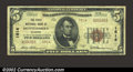 National Bank Notes:Alabama, Montgomery, AL - $5 1929 Ty. 2 FNB of Montgomery Ch. # ...