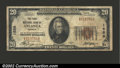 National Bank Notes:Georgia, Atlanta, GA - $20 1929 Ty. 1 Atlanta National Bank, ...