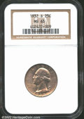 Washington Quarters: , 1932-S 25C MS63 NGC. The current Coin Dealer Newsletter (...