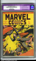 Golden Age (1938-1955):Superhero, Marvel Mystery Comics #2 (Timely, 1939) CGC Apparent VF/NM 9.0 Extensive (P) Off-white to white pages. This second issue, fi...