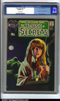 Bronze Age (1970-1979):Horror, House of Secrets #92 (DC, 1971) CGC VF/NM 9.0 Off-white pages. Oneof the great key issues of the Bronze Age, House of Sec...
