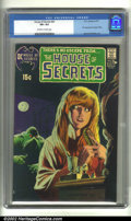 Bronze Age (1970-1979):Horror, House of Secrets #92 (DC, 1971) CGC VF+ 8.5 Off-white to whitepages. This DC Bronze Age classic has a beautifully evocative...