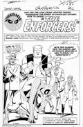 Original Comic Art:Complete Story, Steve Ditko - Original Art for Amazing Spider-Man #10, Complete 22 page story (Marvel, 1964). In 1962, Stan Lee created a ne...
